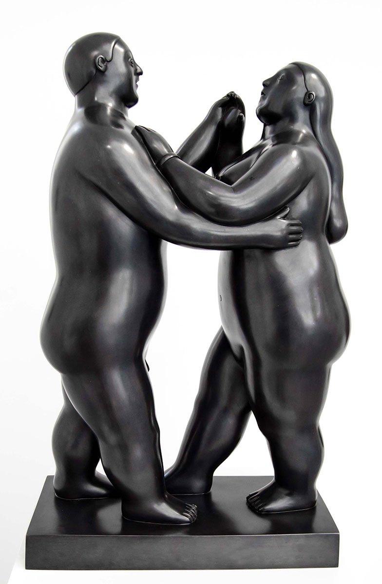 Botero-Dancers
