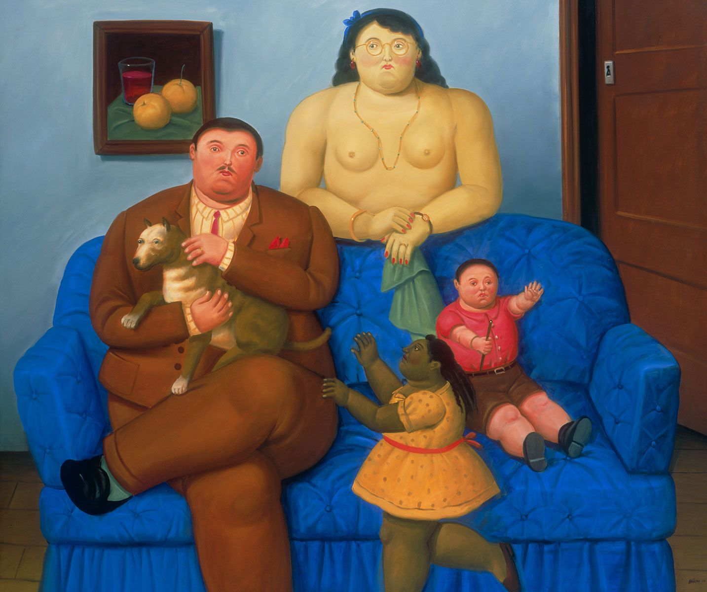 Botero-Family-on-a-Couch