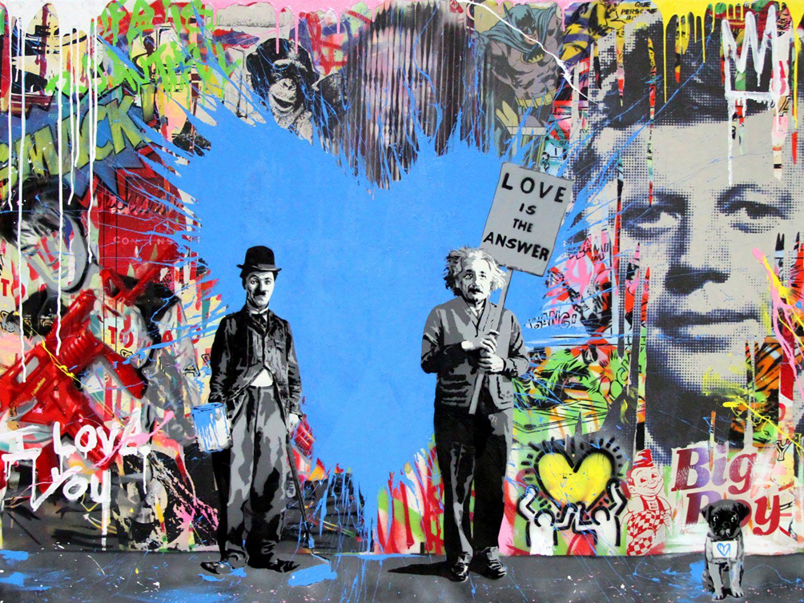 Brainwash-Juxtapose-mixed-media-on-canvas