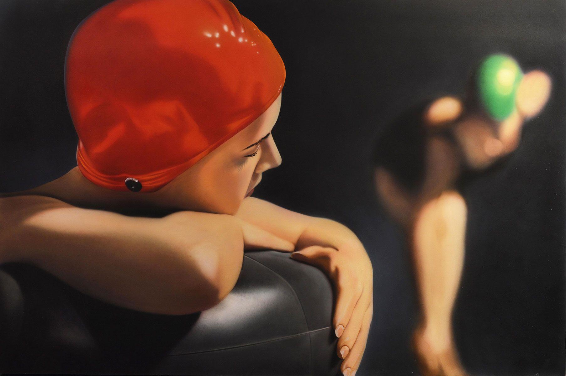 Feuerman-002-Serena---Painting