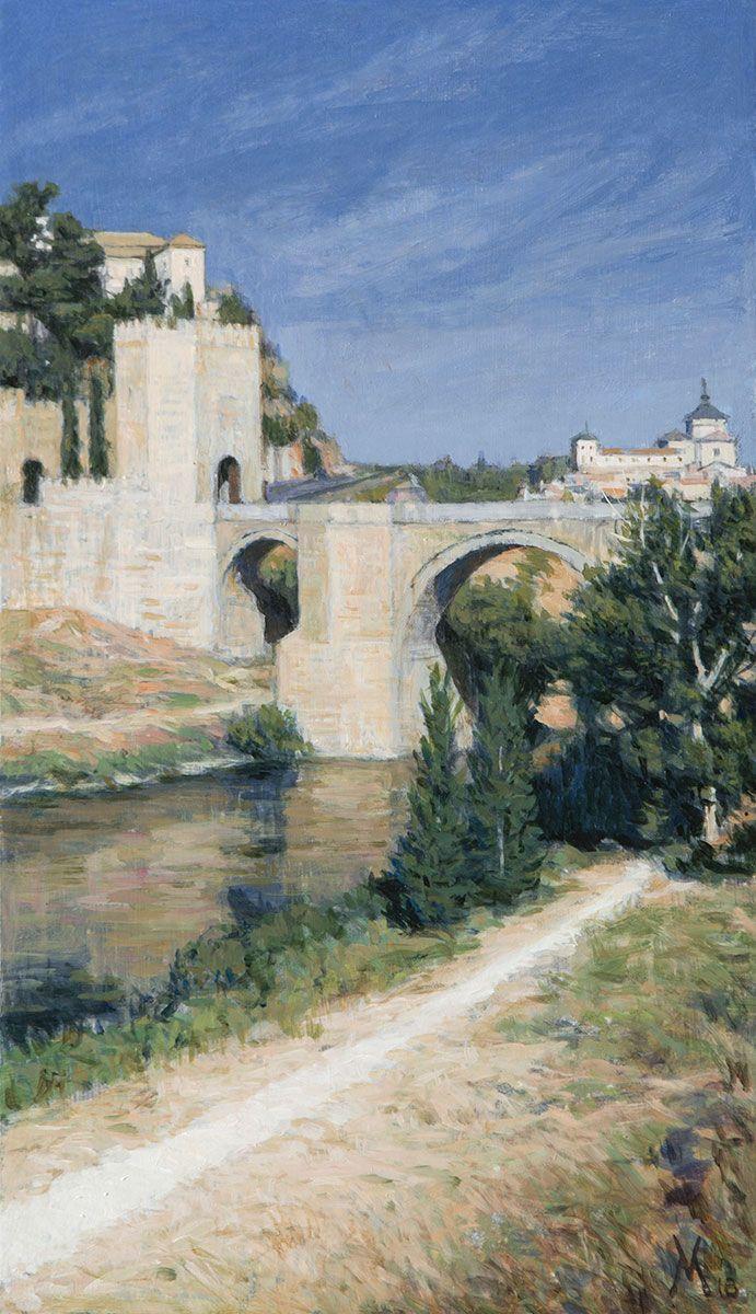 Alcantara Bridge-Guillermo Munoz